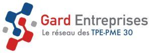 logos GARD entreprises-horizontal_V&B